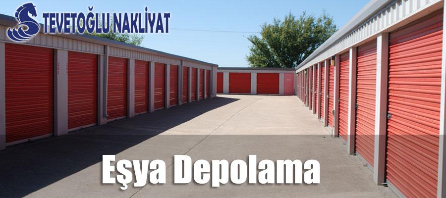 Eşya Depolama İstanbul Firması