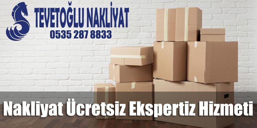 evden eve nakliyat ücretsiz ekspertiz hizmeti İstanbul