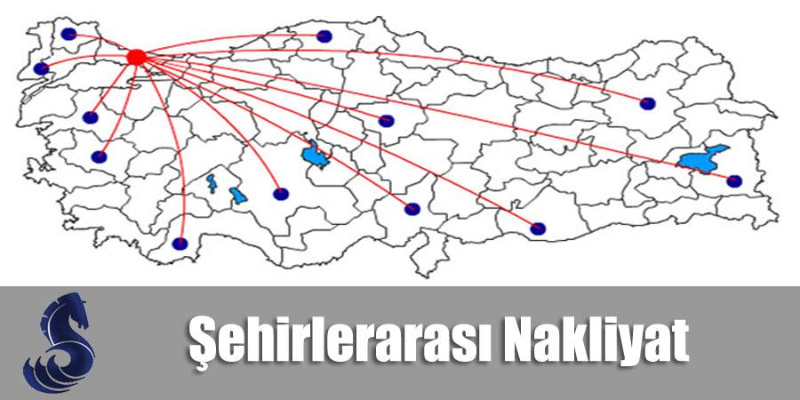 İstanbul şehirler arası nakliyat - Şehirler arası evden eve nakliyat firması