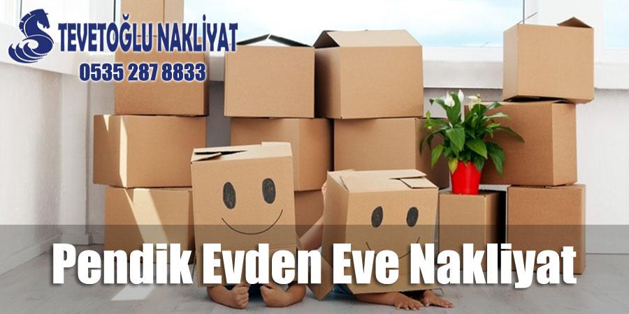 Pendik evden eve nakliyat İstanbul Pendik Nakliyat Şirketi