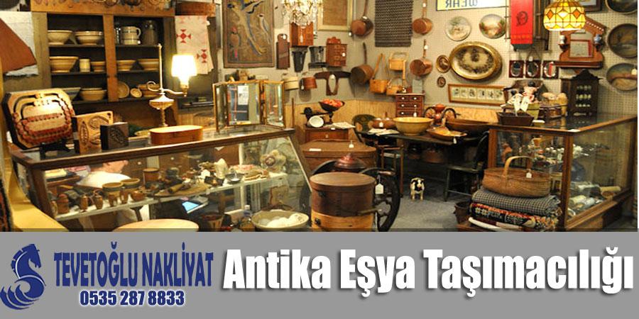 Ankara İzmir İstanbul Antika Eşya Taşımacılığı - İstanbul Antika Taşıma