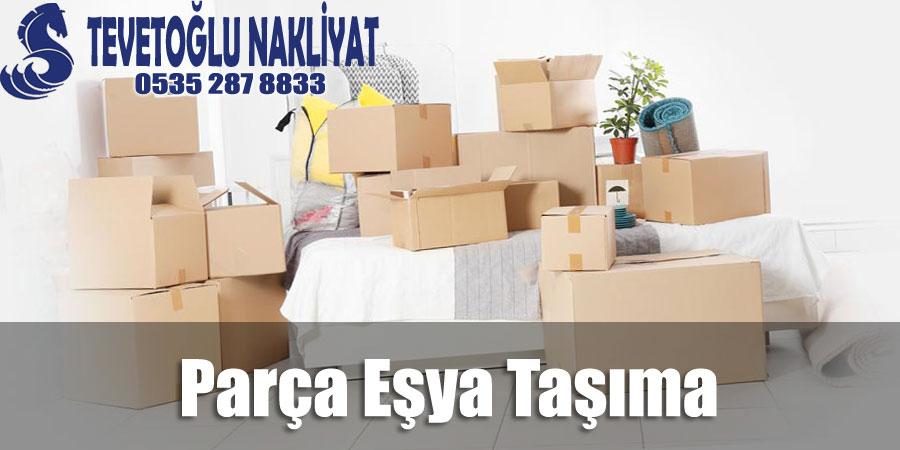İstanbul Parça Eşya Taşıma - Kartal Pendik Tuzla Göztepe Parça Eşya Taşımacılığı