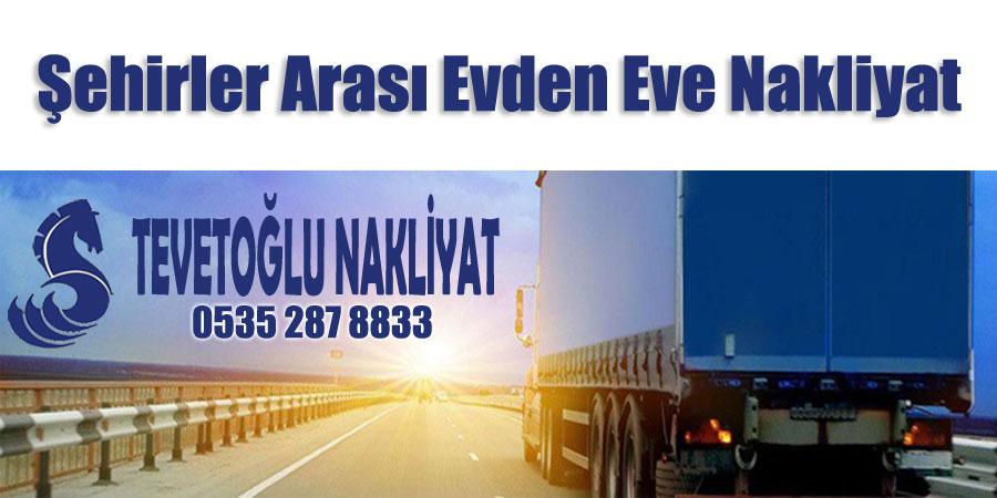 İstanbul Şehirler Arası Evden Eve Nakliyat - İstanbul Şehirler Arası Taşımacılık Hizmeti