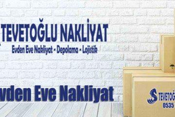 Tevetoğlu İstanbul Evden Eve Nakliyat