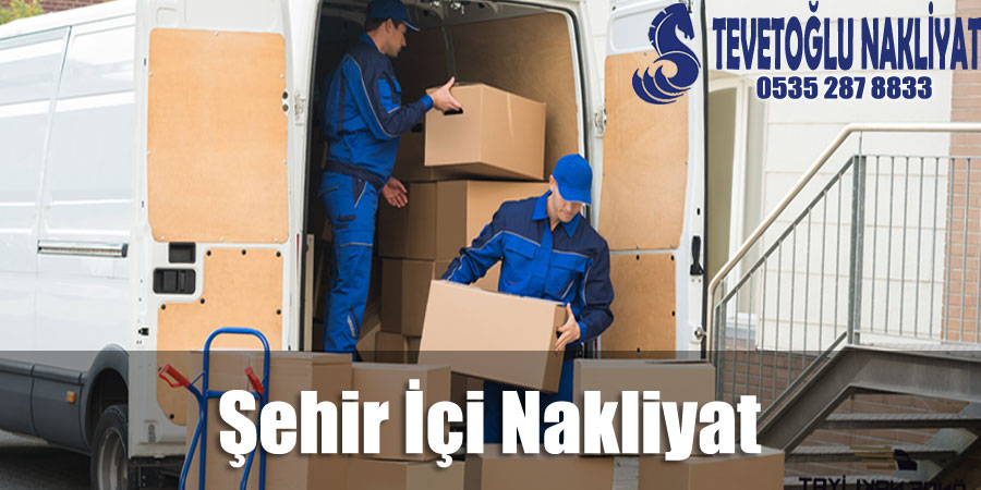 Şehiriçi Nakliyat İstanbul Şehir İçi Nakliyat Taşımacılık
