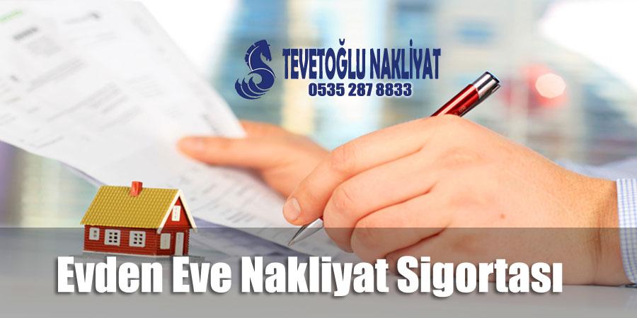 Sigortalı Evden Eve Nakliyat - İstanbul Evden Eve Nakliyat Sigortası