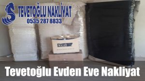 istanbul ev tasima nakliye lojistik tevetoglu